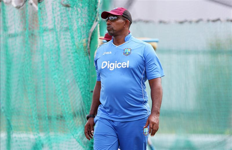 Windies Return For Simmons