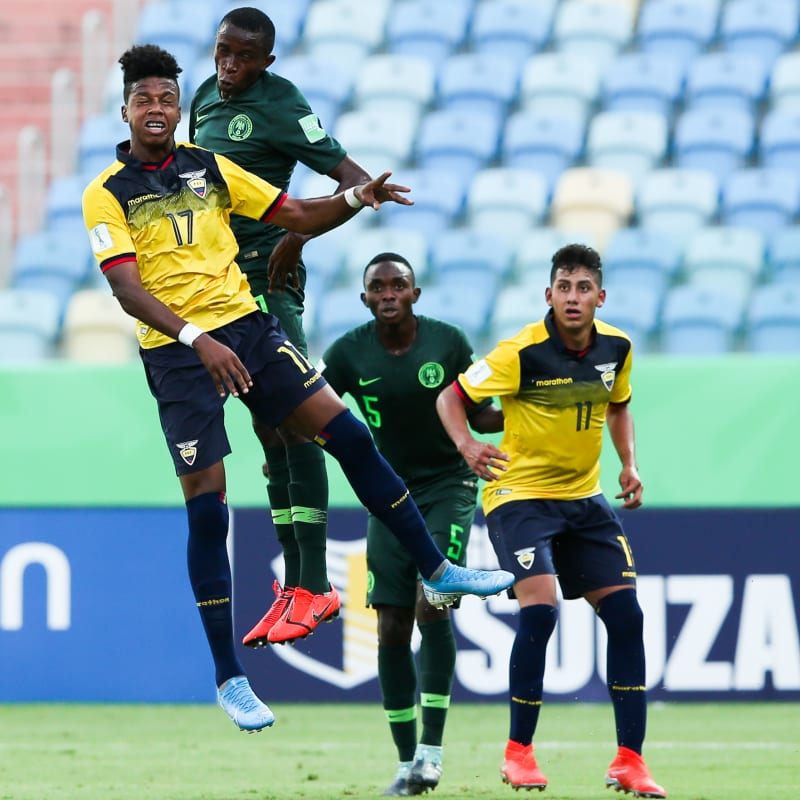 Akwuegbu To Garba: Fix Eaglets' 'Leaking' Defence Or Face Brazil 2019 Nightmare