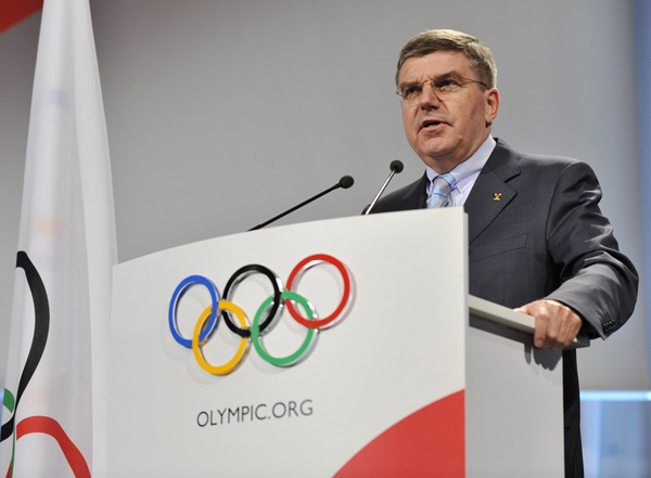 IOC President Bach Visits Nigeria Next Week With 54 ANOCA Bosses