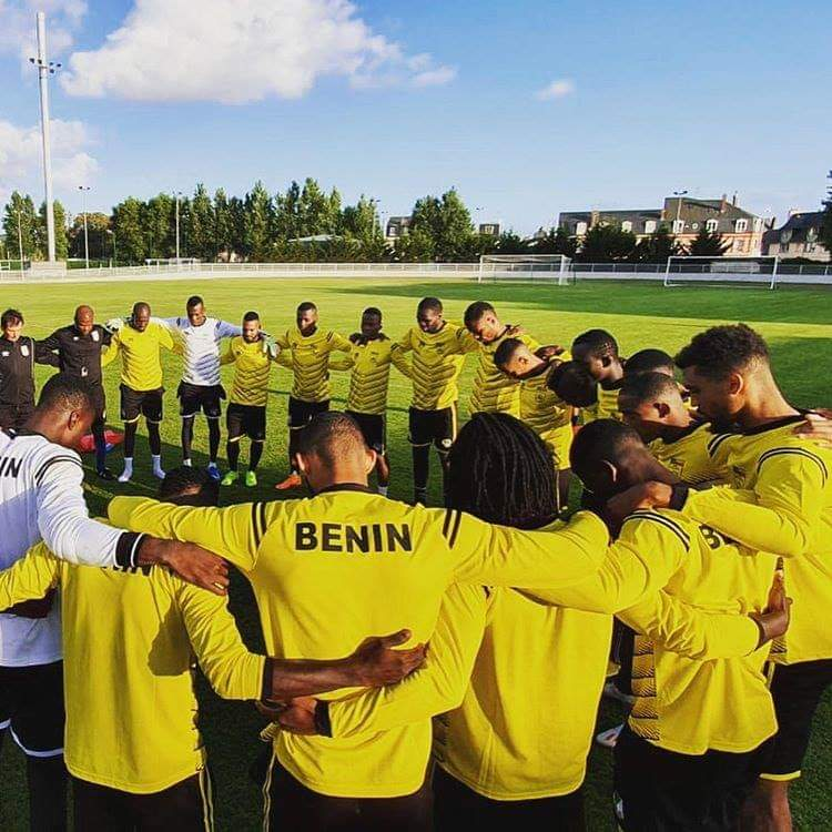 Beninese Squirrels Land In Uyo Tuesday Ahead Super Eagles Clash