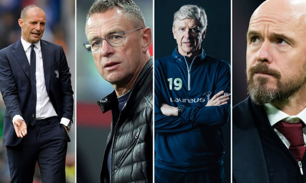 Wenger Among List Of Nominees To Coach Bayern Munich