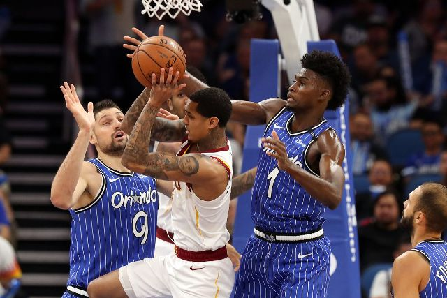 Cavaliers And Jordan Clarkson Will Host Magic At Quicken Loans Arena