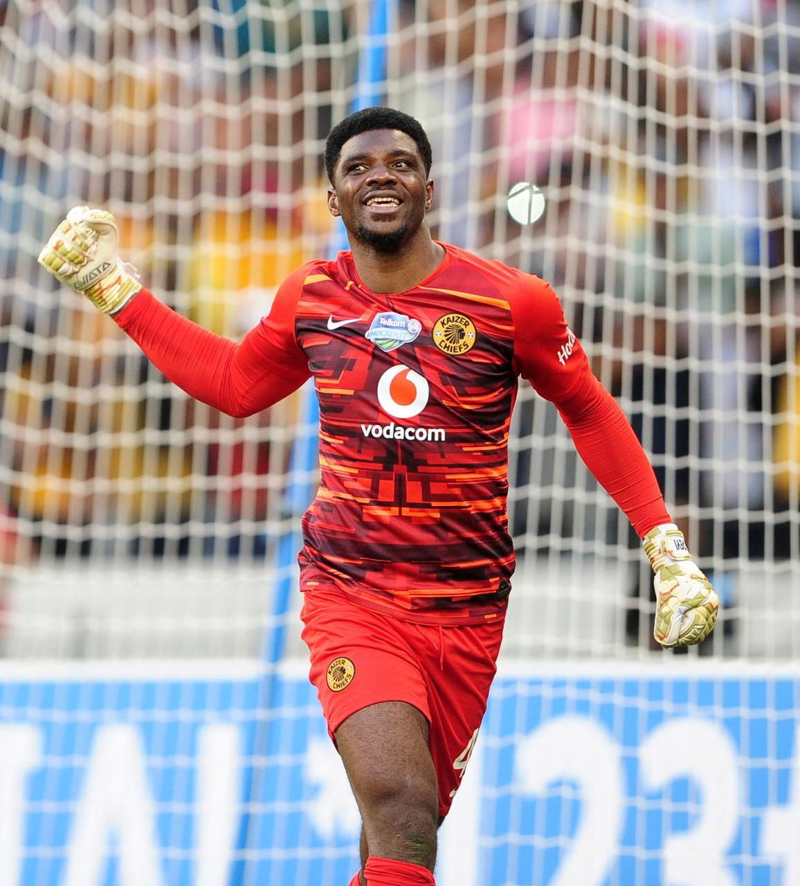 Kaizer Chiefs Midfielder Manyama: Akpeyi  Deserves More Credit From Fans