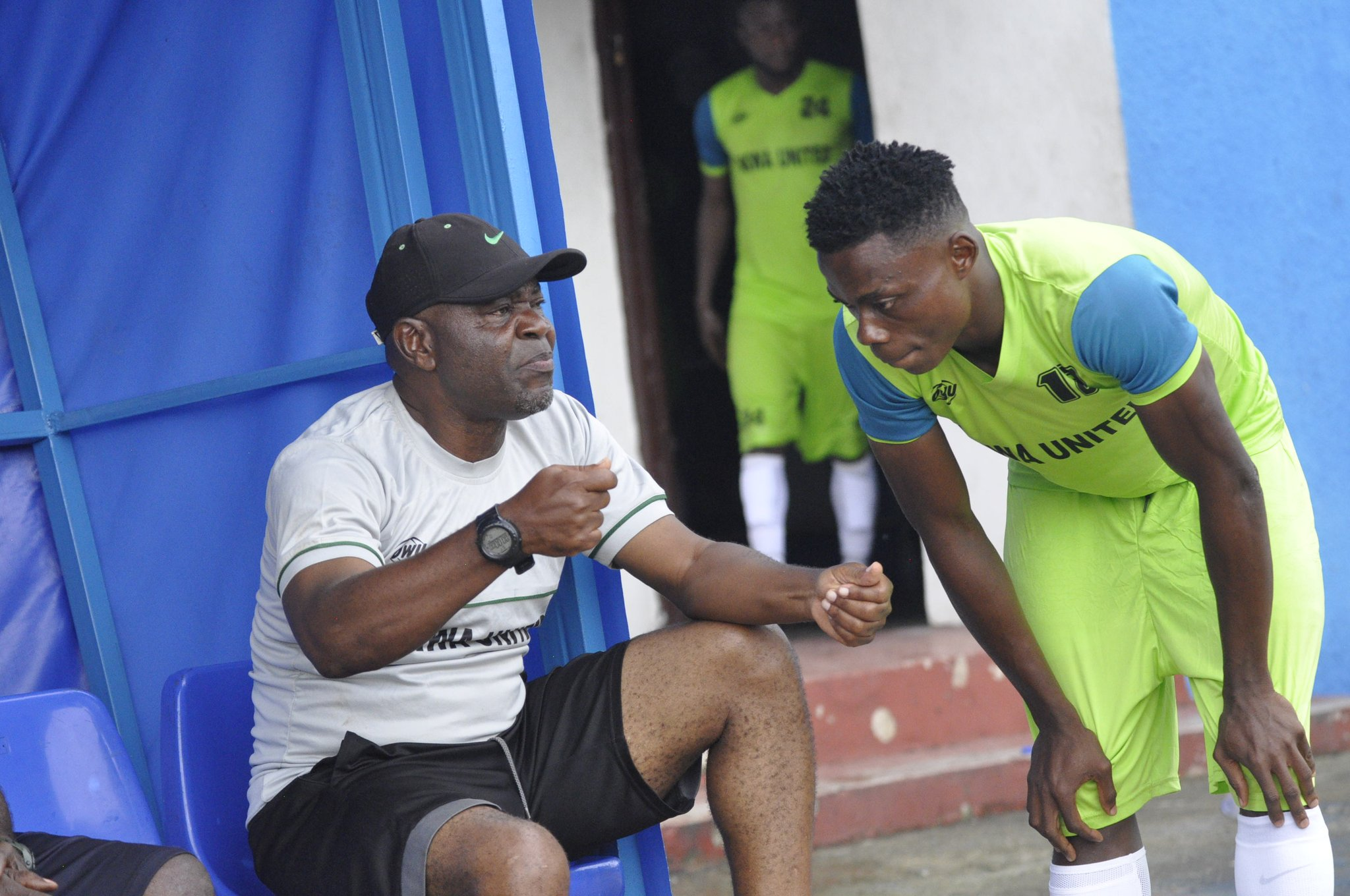 Obuh: My NPFL Title Mandate At Akwa United Not Tall Order