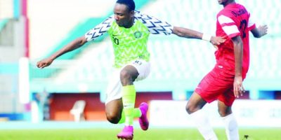 Nwakali: Olympic Eagles In Egypt To Win, Pick Tokyo 2020 Olympics Ticket