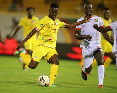 Benin Coach Dussuyer Names Sessegnon, Mounie, 21 Others For Super Eagles Clash