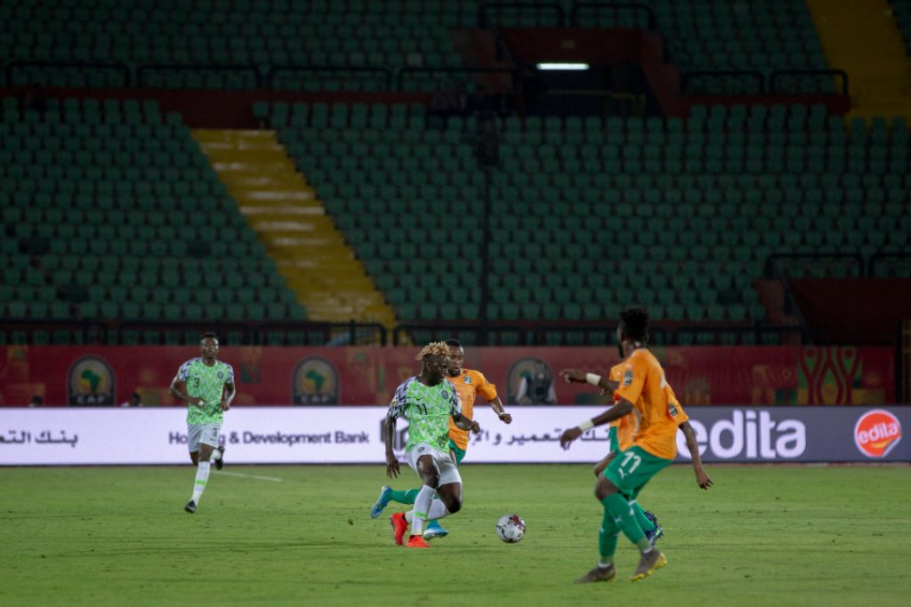 U-23 AFCON 2019: Olympic Eagles Lose 1-0 To CIV in First Group Game