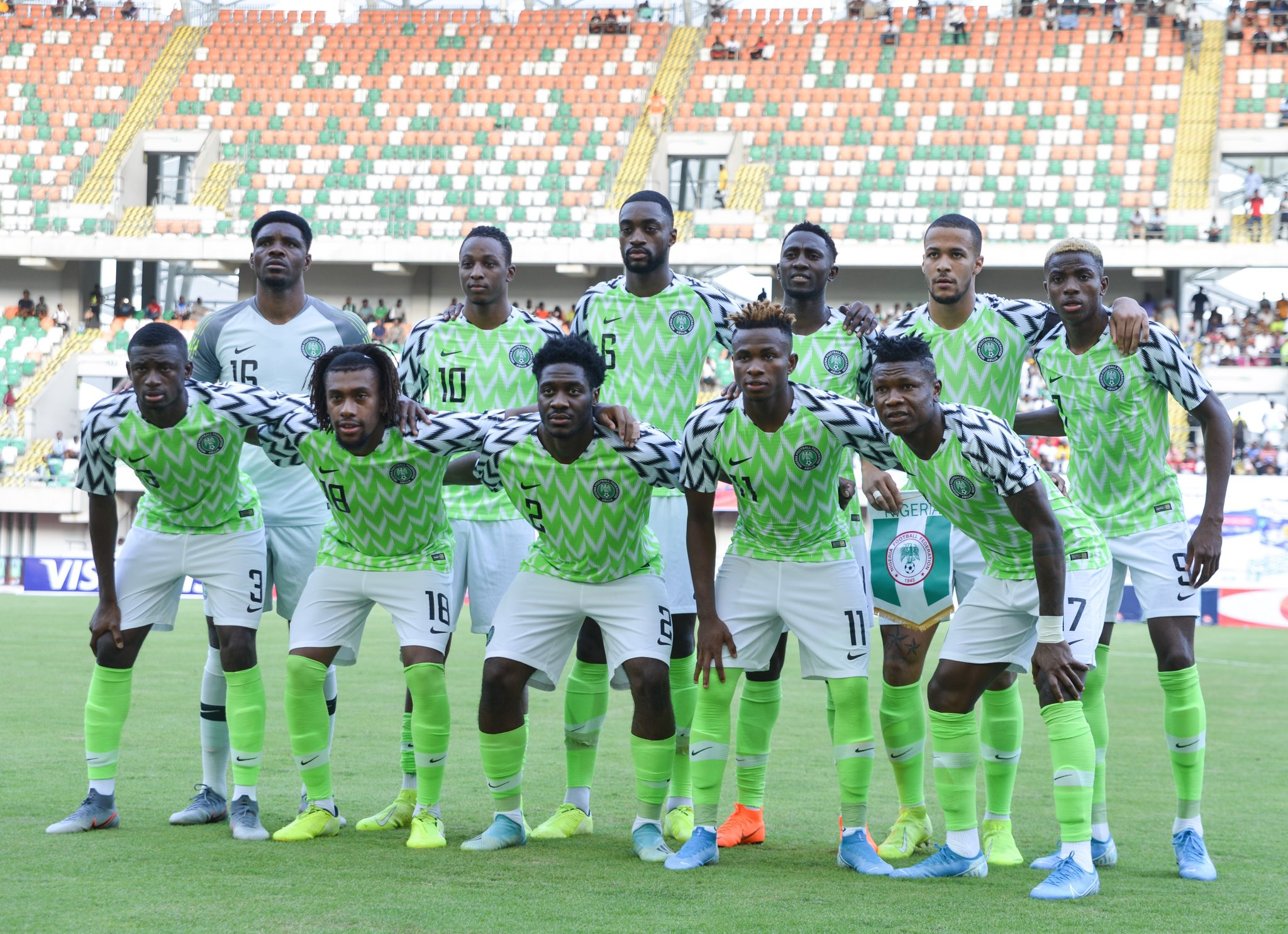 2022 World Cup: Super Eagles To Know Opponents January 7
