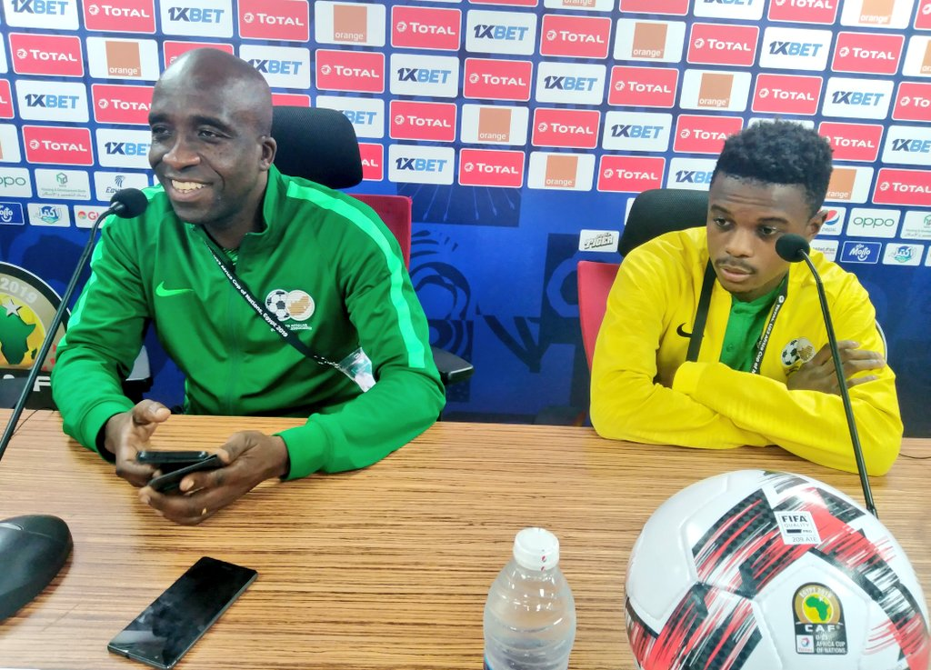 South Africa Midfielder Mokoena:  We Are Ready For Olympic Eagles