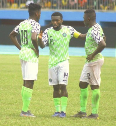 U-23 AFCON: Okechukwu Confident Of Victory Against South Africa