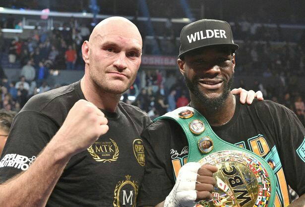 Fury Outlines Three-Fight Plan Ahead Wilder Rematch