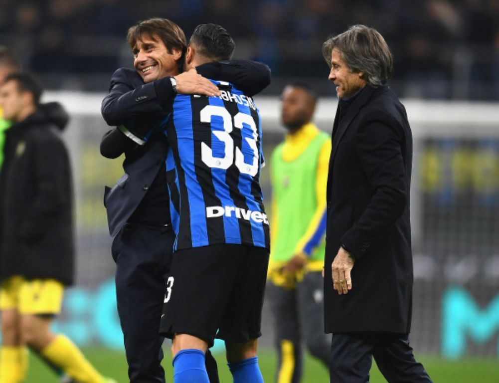 Conte Gets Police Protection After 'Bullet Envelope Threat'