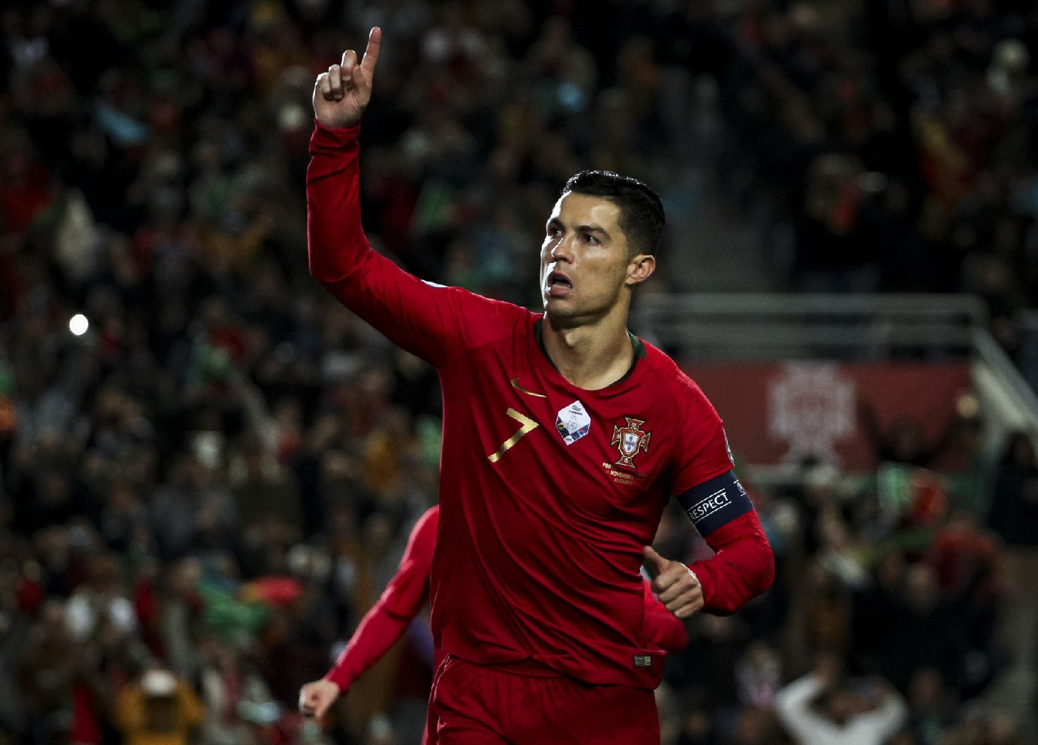 Ronaldo Targets 100th Goal For Portugal In Euro 2020 Qualifier Vs Luxembourg