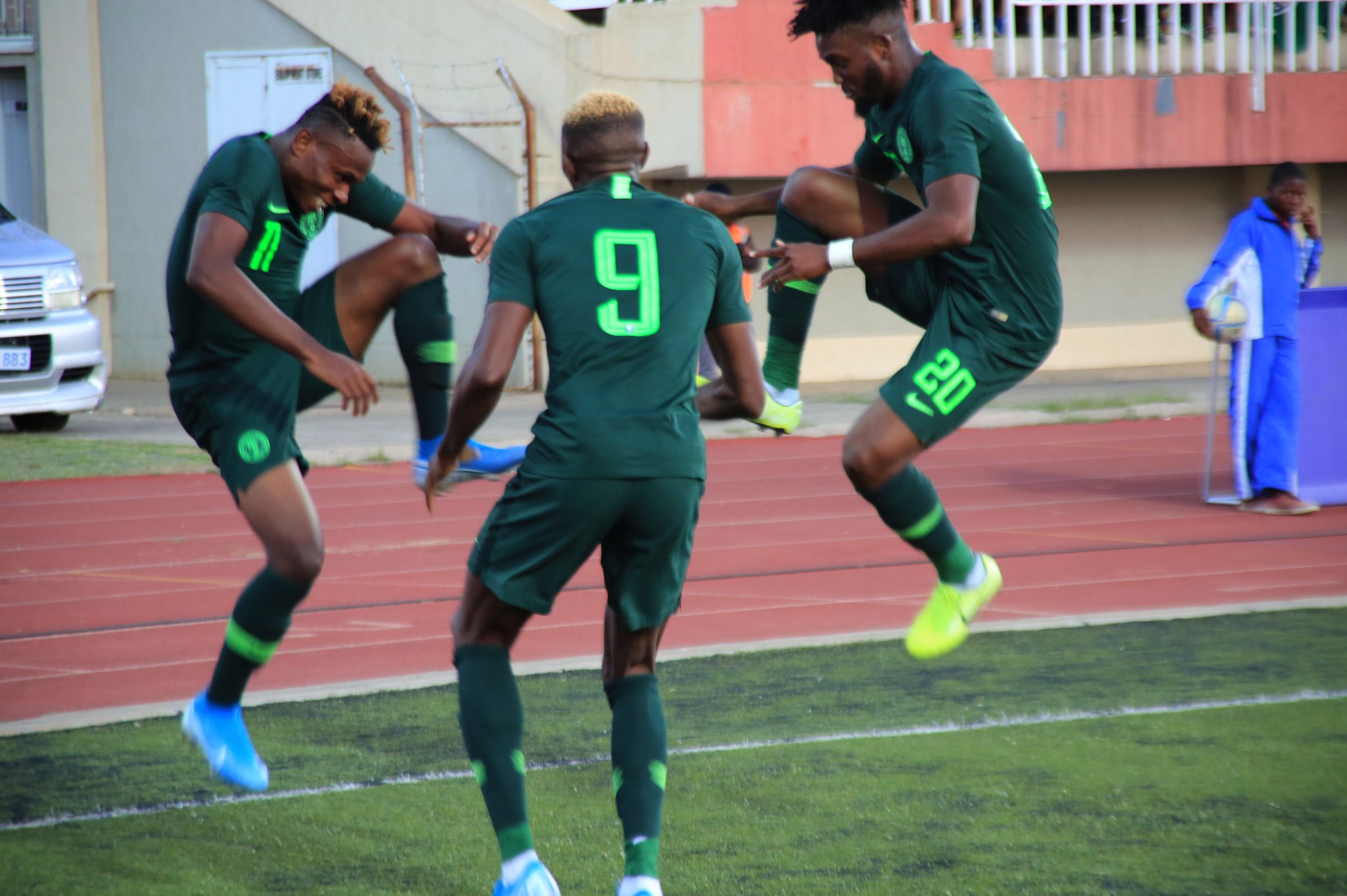 Rohr: Lesotho Gave Eagles Lots of Troubles; Happy We Won