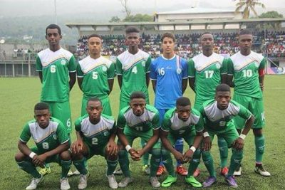 AFCON 2021: Comoros Hold Egypt In Moroni