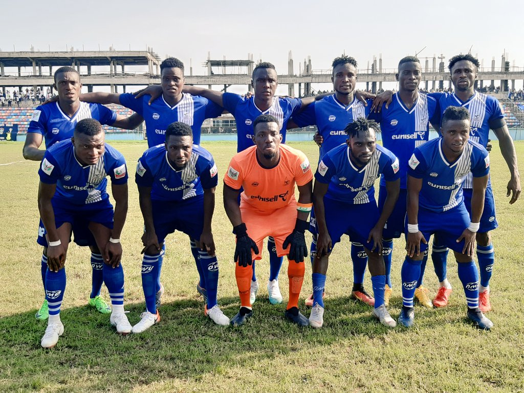 Eguma: Rivers United Must Beat Rangers To Bounce Back From Poor Start to New Season