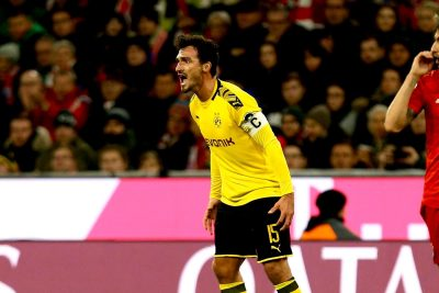 Mats Hummels feels upbeat as his Bundesliga side Borussia Dortmund host bottom strugglers SC Paderborn tonight looking to bounce back from their Der Klassiker 4-0 humiliation by Bayern