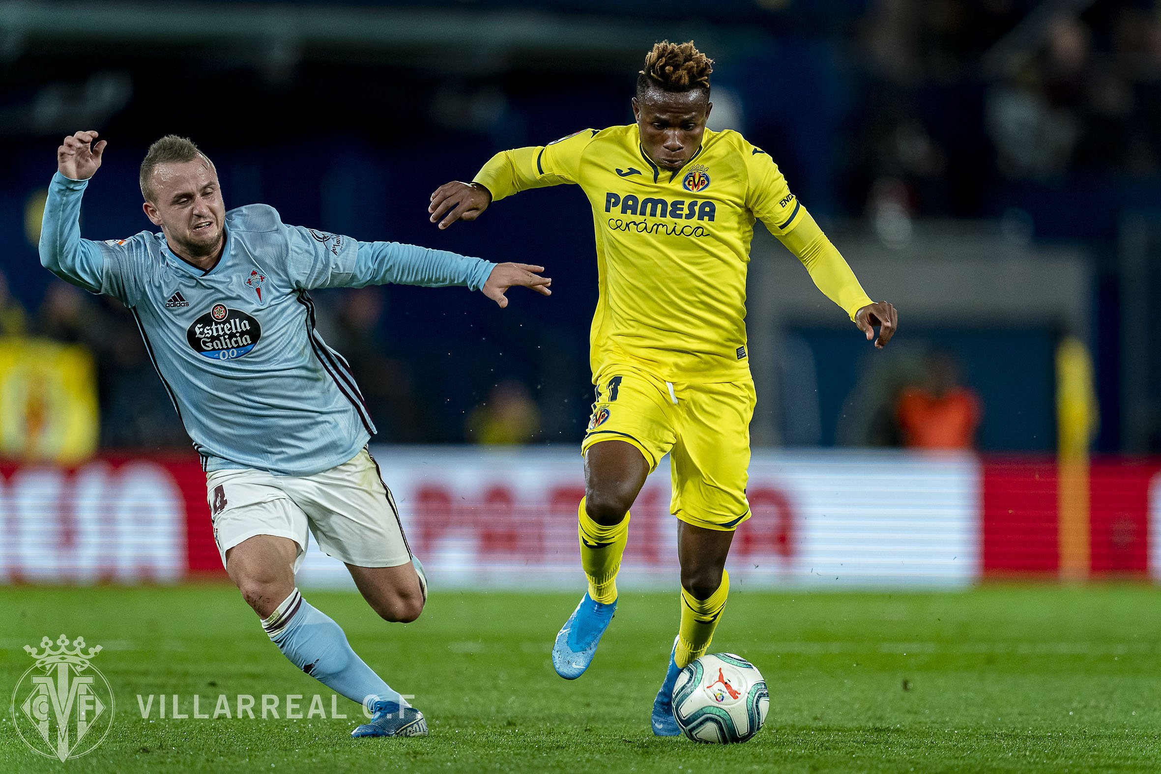 Eagles Roundup: Chukuweze Ends LaLiga Goal Drought, Ejuke Bags Assist in Heerenveen Defeat To PSV