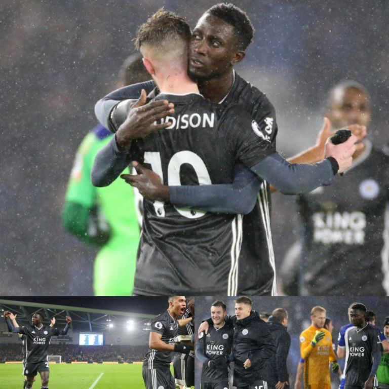 Ndidi Happy To Reach 100 EPL Games Landmark in Leicester Win At Brighton