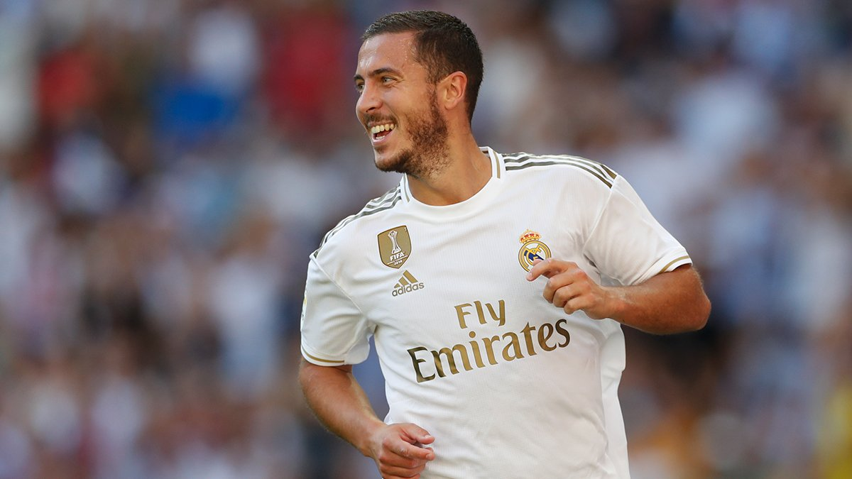 Hazard Admits He Wants Mbappe At  Real Madrid