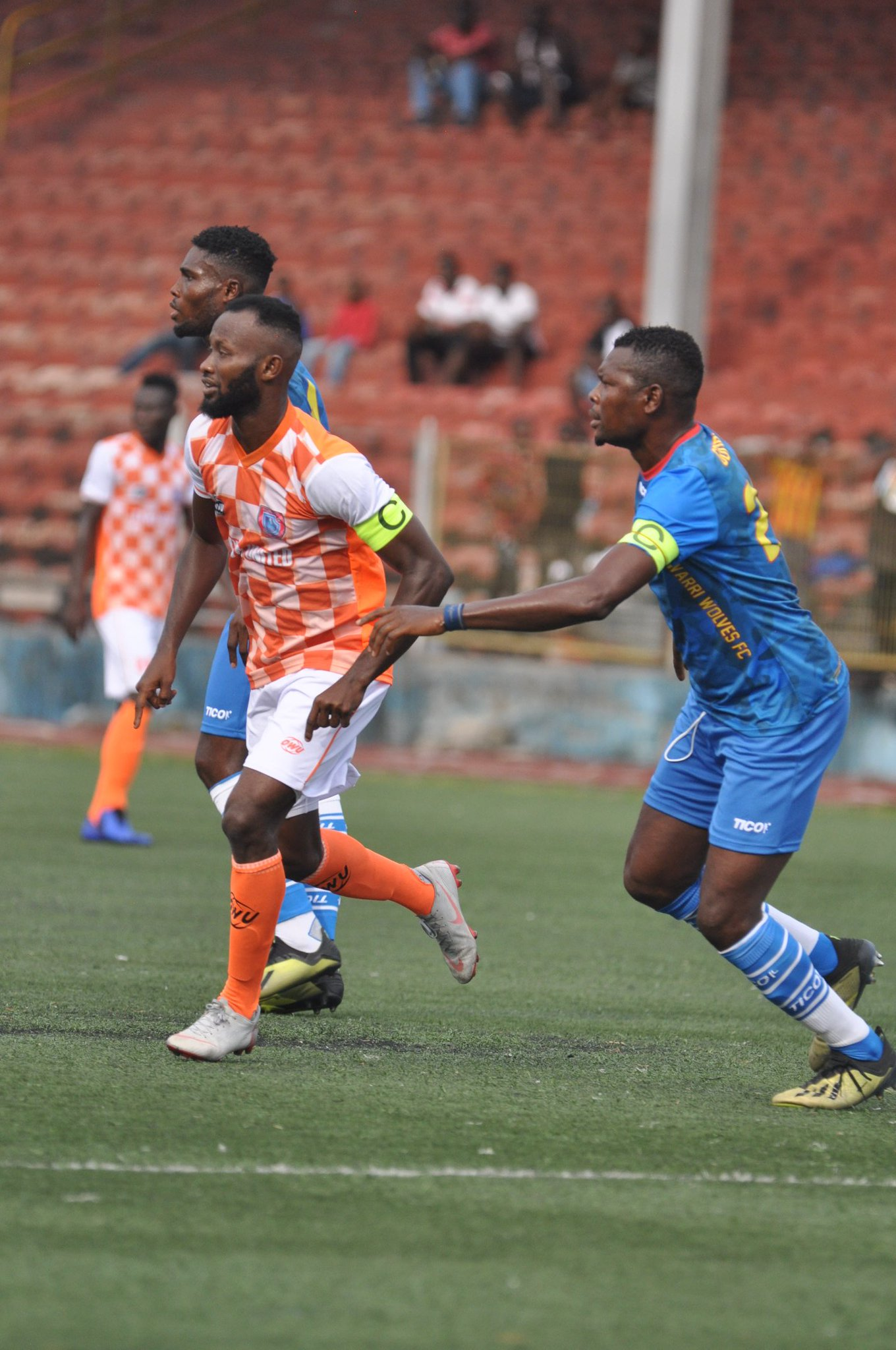 Bassey Backs Akwa United To Recover From Poor Start To The Season