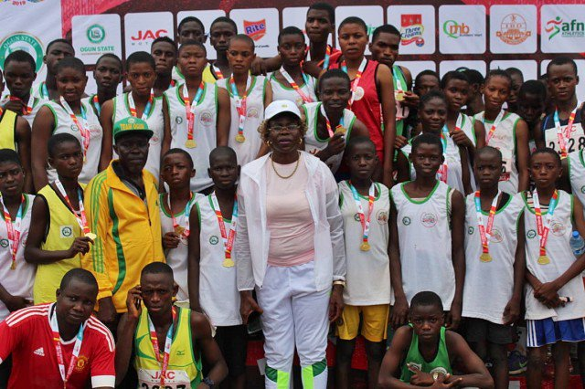Value Jet Backs Remo Secondary Schools Athletics Championships; Ogunkoya Foundation Commended