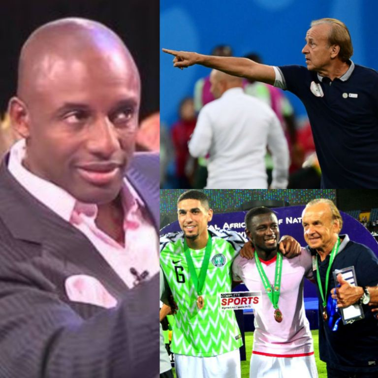 Fashanu: Rohr Has Underachieved; Must Do More, Take Charge of Home-Based Super Eagles