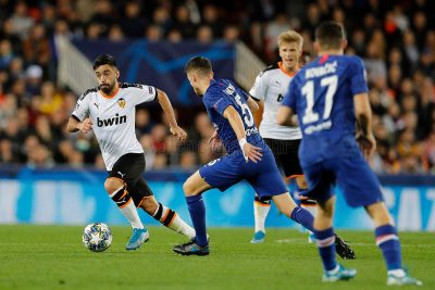 Valencia held Chelsea to 2-2 draw at The Mestalla on Wednesday, and their  fight  for the last 16 of the UCL  from Group H will go to the final games