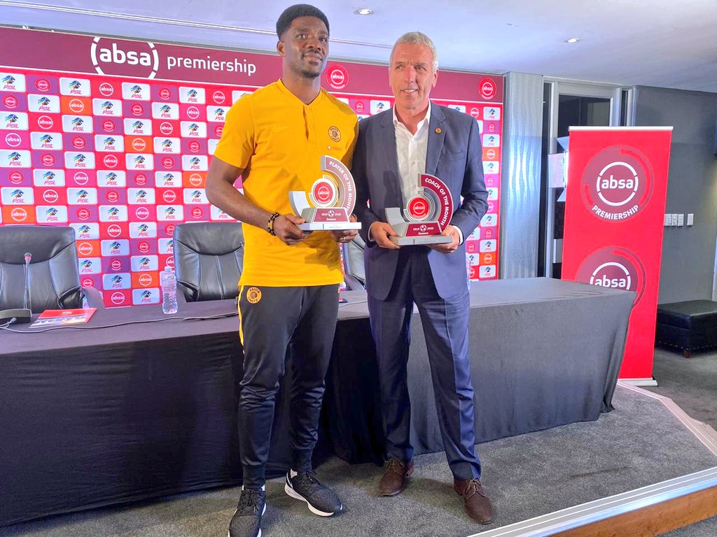 Akpeyi  Named Player Of The Month In South Africa