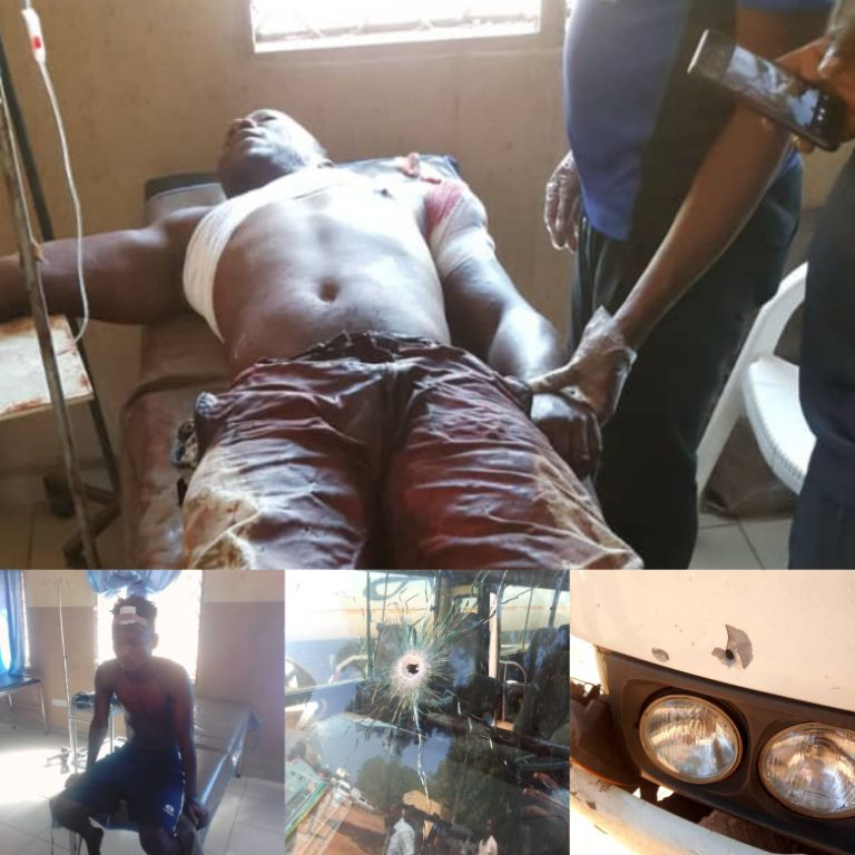 Akwuegbu Commiserates With FC Ifeanyi Ubah Over Armed Robbery Attack