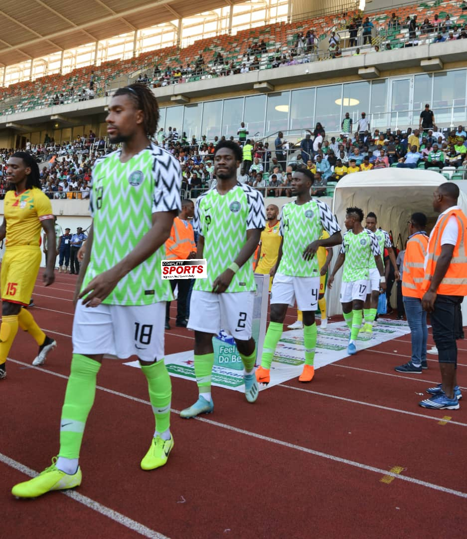 Super Eagles To Know 2022 W/Cup Qualifying Group Opponents Tuesday