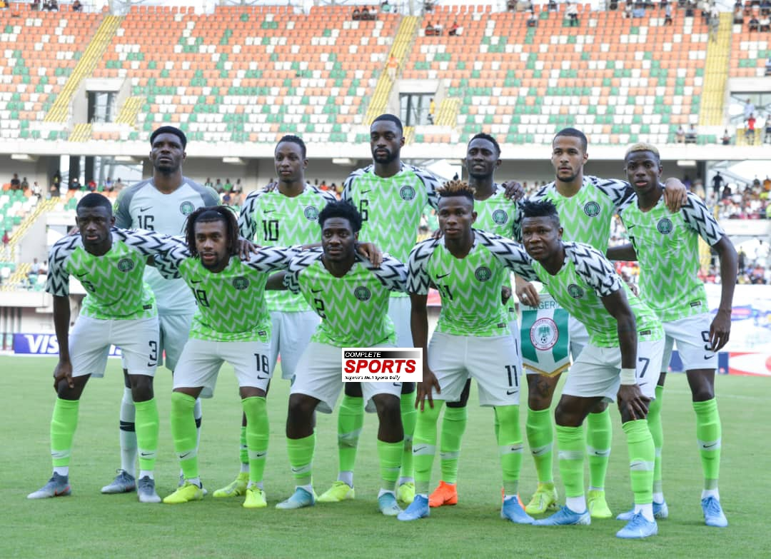 Rohr's 24 Eagles For S/Leone Clashes: Current Forms Report Card