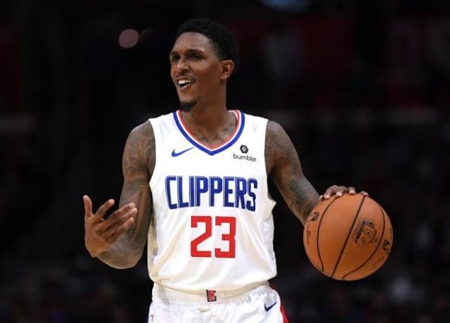 Don't Miss Lou Williams Facing Mavs at the American Airlines Center