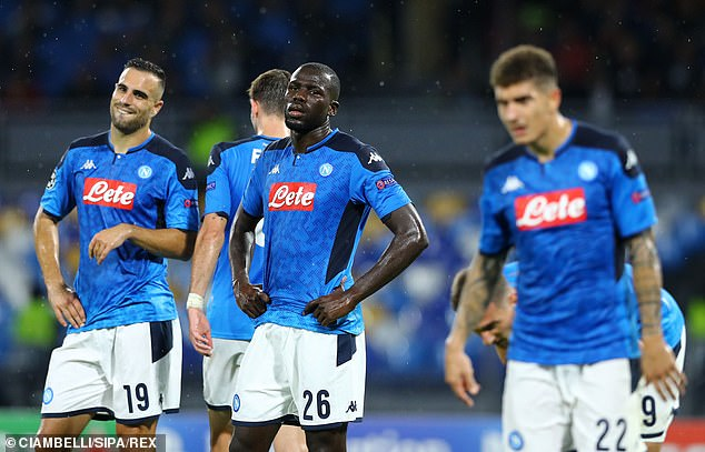 Napoli To Take Legal Action Against Its Players For Flouting Orders