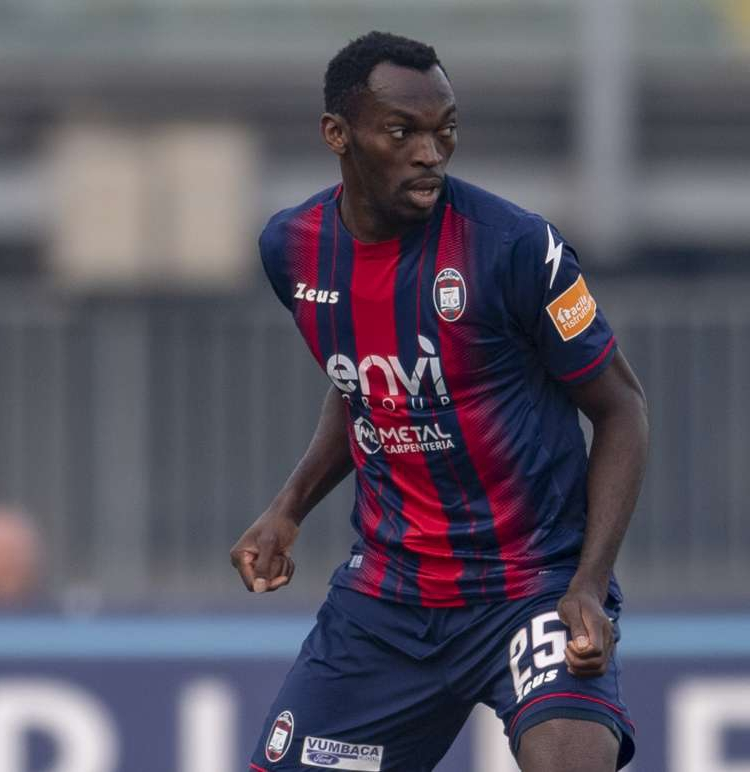 Simy Nwankwo Named Serie B Player Of The Month For October