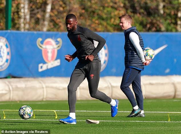 Rudiger Set To Miss Three More Weeks After Groin Surgery