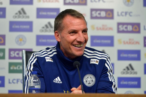 Leicester Boss Rodgers Hopes To End Liverpool's Unbeaten Run