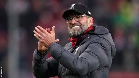 Klopp Shocked Over Calls To Declare EPL Season Null And Void