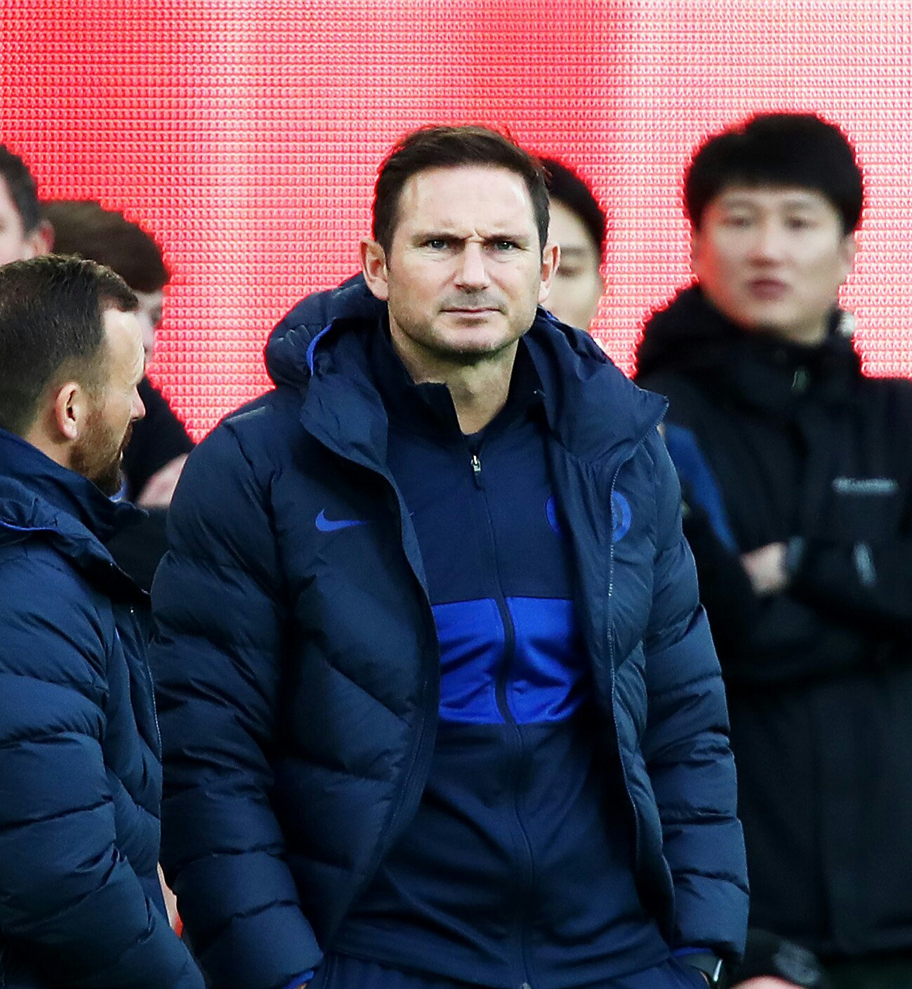 Lampard Labels Chelsea's Display Against Everton Not Good Enough