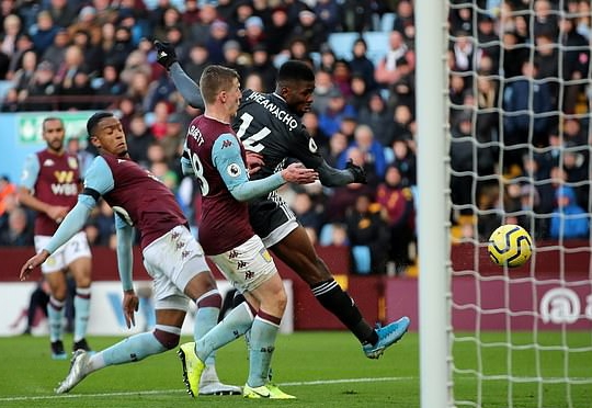 Iheanacho Scores, Bags Assist In 1st EPL Start As Leicester Win 4-1 At Aston Villa