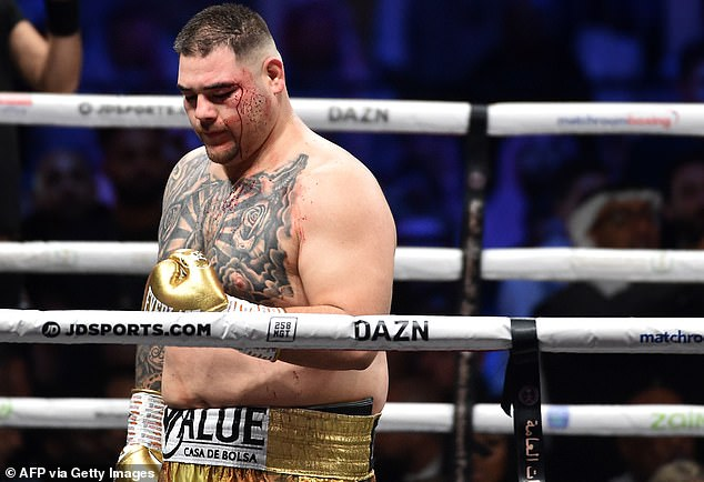 Ruiz Promises  Return To Top Of Heavyweight Division After Losing Titles To Joshua