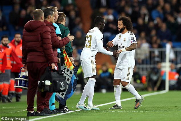 Marcelo Doubtful For Madrid Ahead El Clasico Clash Against Barcelona