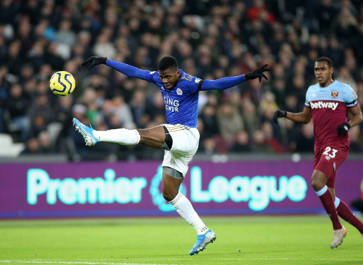 Iheanacho: Togetherness Key To Leicester City Win At West Ham