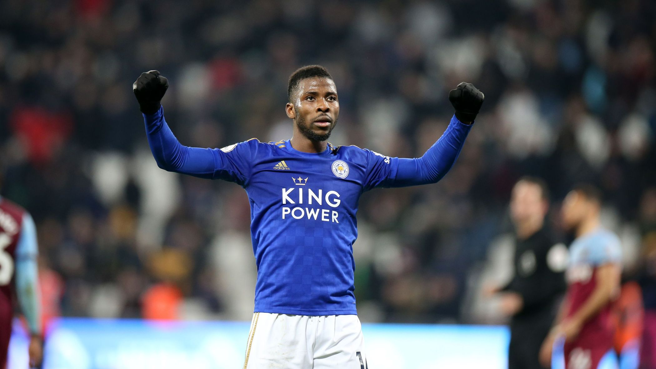 Iheanacho Is Leicester City's Best Penalty-Kick Taker  –Ndidi, Fuchs