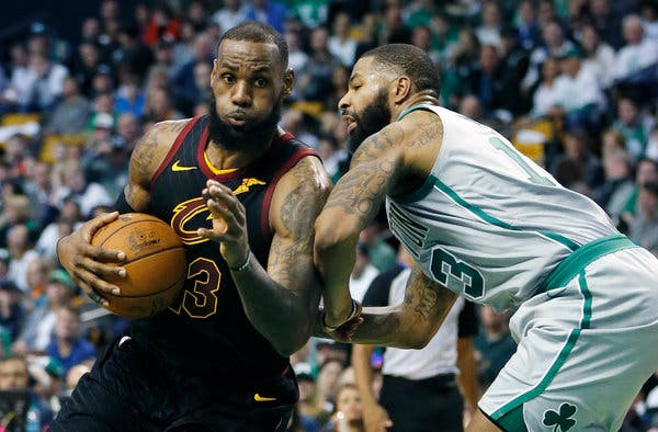Cavaliers Vs. Celtics – In The Last Head-To-Head Matchup Between The Teams