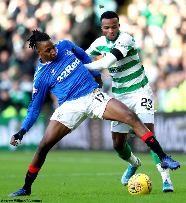 Scottish FA Fine Aribo's Rangers For Improper Conduct