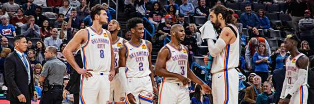Chris Paul's Thunder To Host Grizzlies At Chesapeake Energy Arena