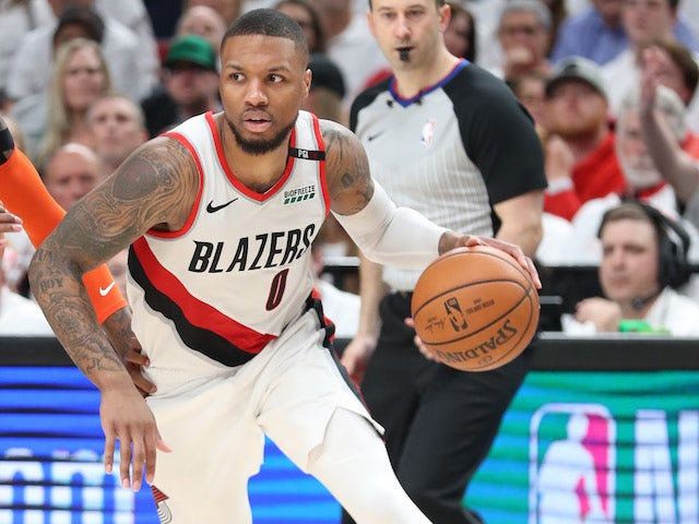 Damian Lillard And The Blazers To Host Magic At Moda Center