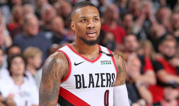 Don't Miss Damian Lillard Facing Nuggets At Pepsi Center