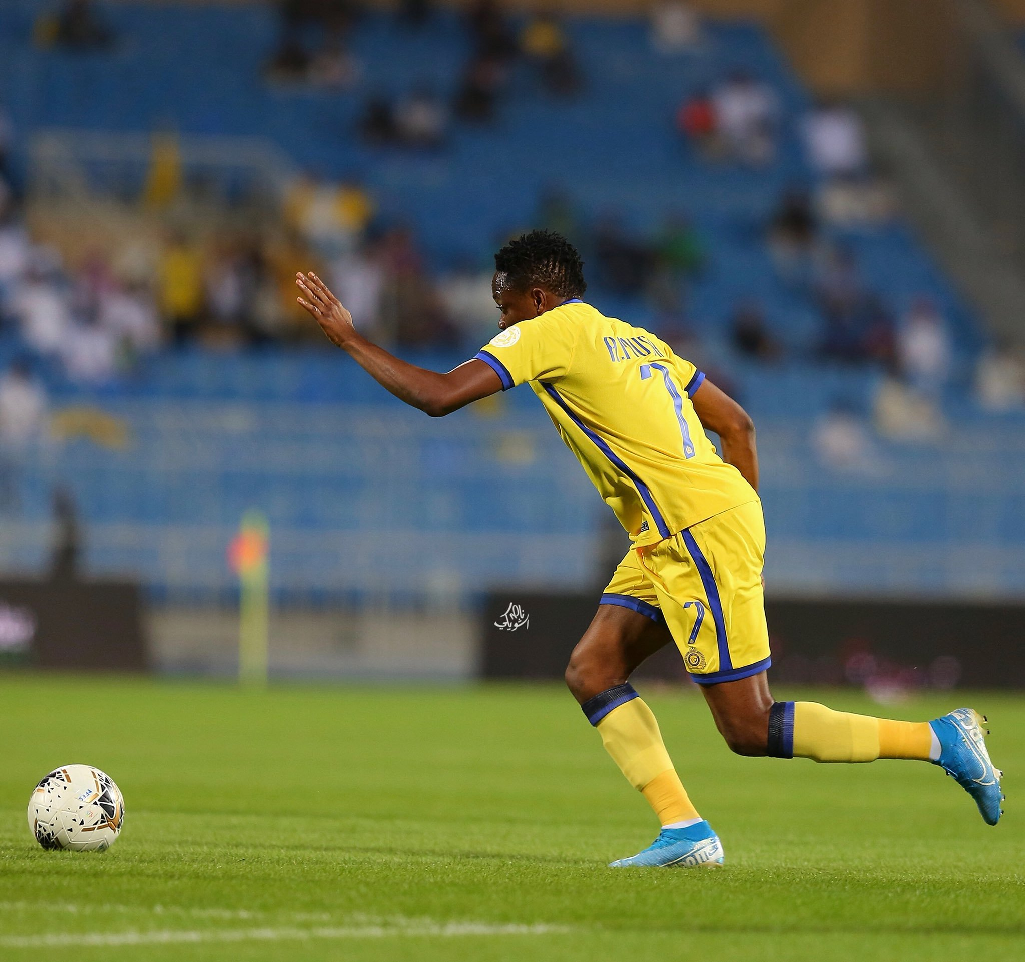 Saudi Kings Cup: Musa Stars In Al Nassr's 4-2 Away Win Against Damak